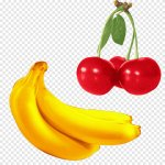 png-clipart-cherry-elixir-food-fruit-banana-and-cherry-natural-foods-png-material.jpg